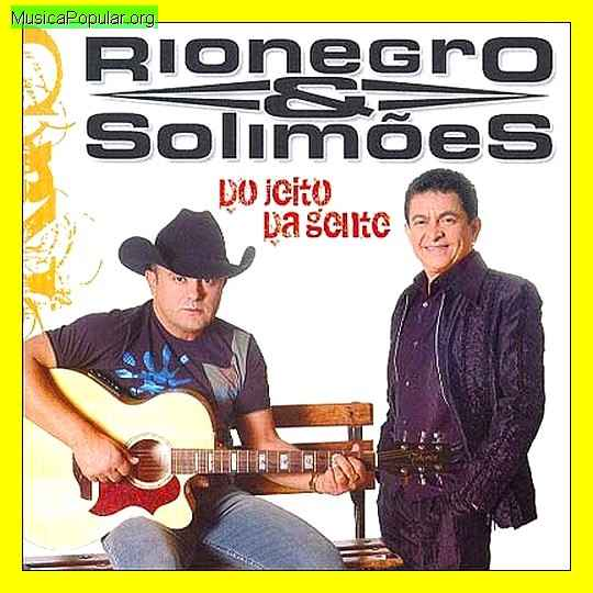 RIONEGRO & SOLIMÕES